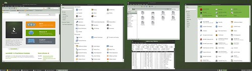 Sonar Theme and Xinerama on openSUSE 11.2
