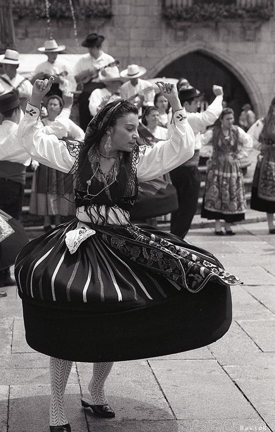 A Mulher de Viana Dança!