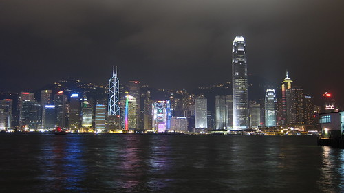 Hong Kong by Phil Wiffen, on Flickr