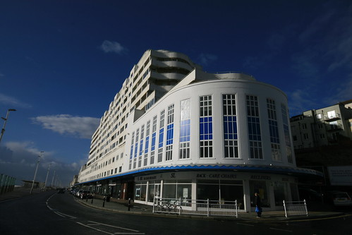 Marine Court, St Leonards-on-Sea