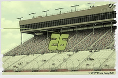 Pit at 26 (coreycam) Tags: atlanta car pits speed way jamie 26 atl competition racing nascar motor fans mcmurray pitstop stands atlantamotorspeedway jamiemcmurray pitroad car26