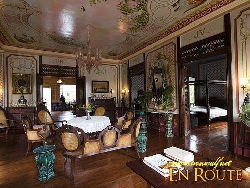 Villavicencio House Living Room