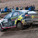 (Antoine L'Estage & Nat Richard Sideways) - Rally of the Tall Pines 2009 - 14
