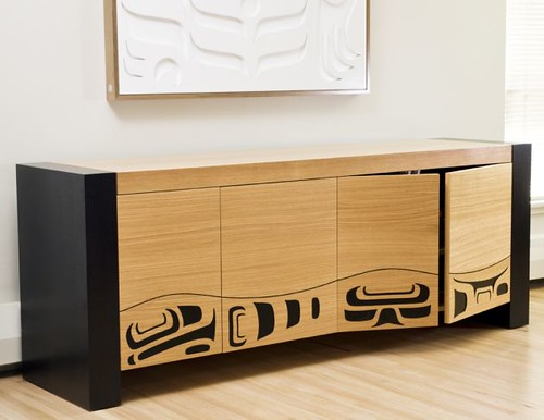 Contemporary Design of Sideboard by Sabina Hill