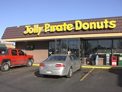 Jolly Pirate Donuts (Huntington, WV) (justgrimes) Tags: west coffee virginia huntington wv donuts pirate donut jolly jollypiratedonuts jollypirate