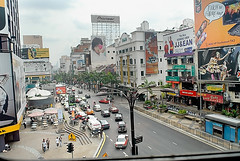 KL View from  Monorail (fotofrysk) Tags: malaysia malaka travelkualalumpur