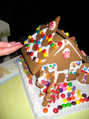 Chelsea's Side (LilMissBossy) Tags: christmas house gingerbread cuties