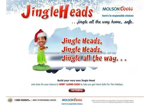 JingleHeads Home Page