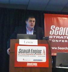 David Naylor at SES Chicago 2009
