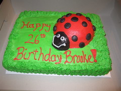 Ladybug birthday cake florence ky