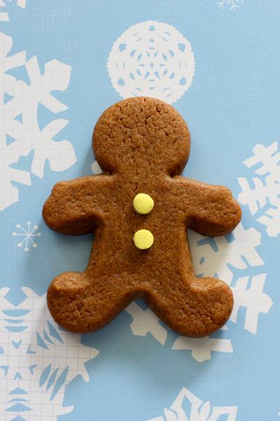 Diamonds For Dessert Gingerbread Men