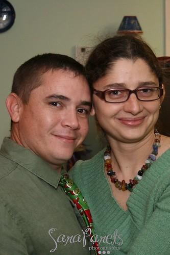 Greg & Oliva