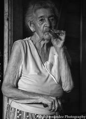 El Dorado-Misiones (Pablinho Photo & Booth) Tags: bw retrato abuela puro cigarro blanconegro baston misionera canonxsi