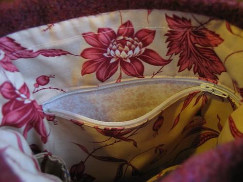 redbag interior pocket