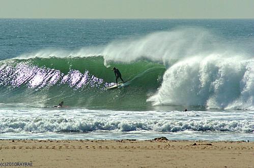 Venice Breakwater 1-14-10
