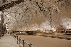 Aura River (neatmummy) Tags: winter white snow cold finland river frost tripod 5d aura 1635mm f28l 1635l 5dmarkii finlandproper