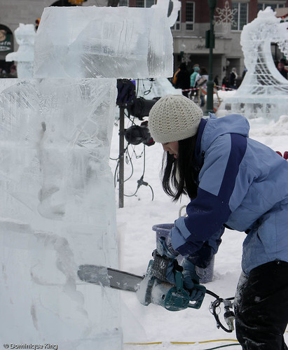 Plymouth (MI) Ice Festival-2