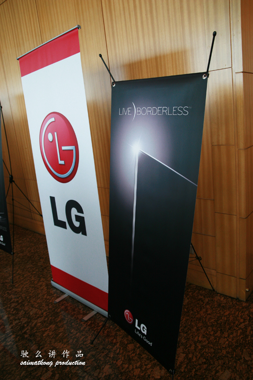 New LG LED LCD TV Launched @ KL Hilton