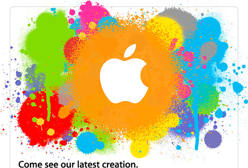 Apple event Jan. 27