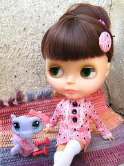 Pretty in FritzyBitz Pink