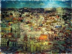 Guanajuato, Mexico (Artypixall) Tags: texture mexico cityscape guanajuato legacy sincity tmba topseven memoriesbook awardtree altrafotografia miasbest daarklands flickrvault trolledproud