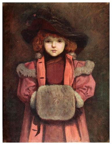 027- El manguito -sin terminar-Kate Greenaway 1905- Marion Spielmann y George Layard