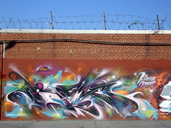 RIME (i_follow) Tags: new york city nyc urban art weather brooklyn graffiti proof msk piece burner masterpiece ifollow