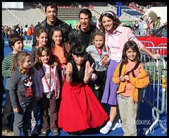 Grease Super 3 (Francesc Torres) Tags: barcelona san tdt tags grease vicky montjuic k3 tv3 lluiscompanys estadi super3 palauolmpic clubsuper3 volemcanalsuper3