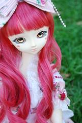 Alien's 1st Meet (Kyane) Tags: rio doll alien super sd lolita bjd resin dollfie volks mueca animetic