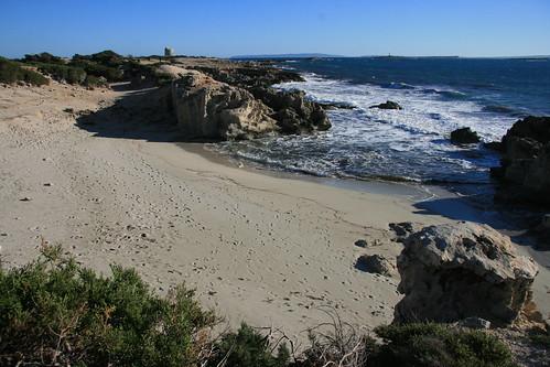 Ses Salinas, Ibiza Beach