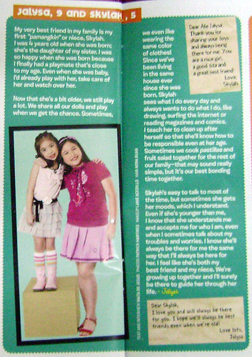 Summit Media Total Girl magazine