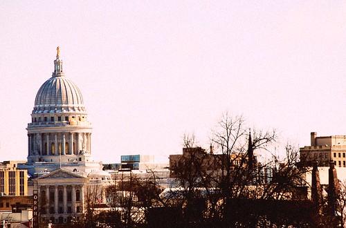 Madison, Sunny Day