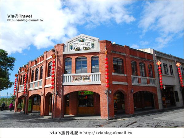 【宜蘭傳藝中心】跟著via走入這條最有年味的老街~3