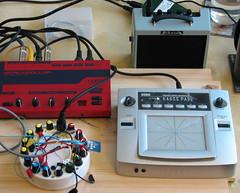 Minimal Live Electronics Setup