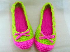 DSC08601 (CraftJunky) Tags: handmade slipons crochetslippers