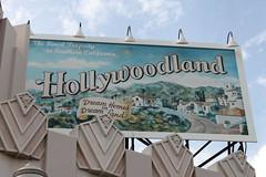 Hollywoodland sign (Disney Dan) Tags: christmas winter usa america us orlando december unitedstates florida disney disneyworld fl hollywoodblvd wdw waltdisneyworld dhs 2009 hollywoodboulevard waltdisneyworldresort disneyvacation disneypictures disneyparks hollywoodstudios disneyphotos disneyshollywoodstudios