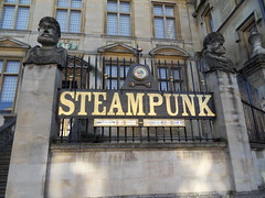 Steampunk exhibition