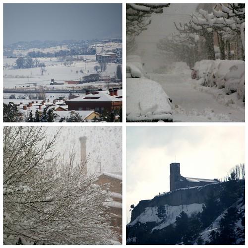 Tona nevada