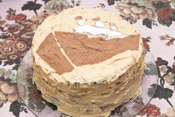 Торт адмиральский фото