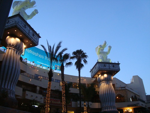 Daybreak at Hollywood & Highland