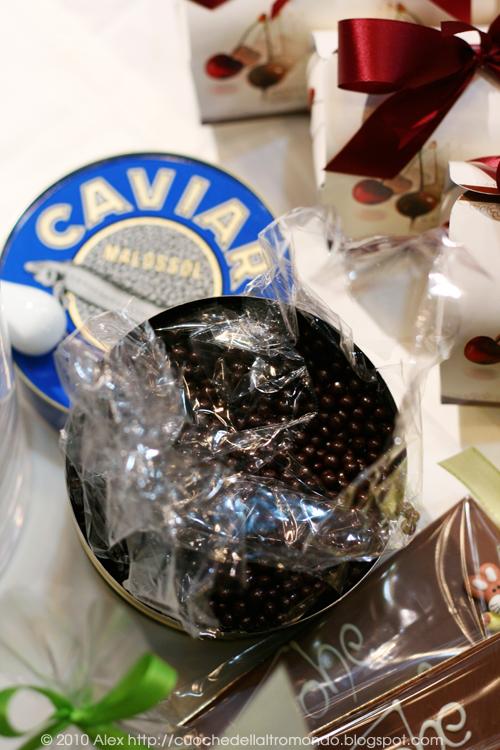 Caviale di cioccolato
