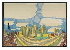 1991 Dan Ryan Wesley Willis (danxoneil) Tags: art 1991 wesleywillis danryan