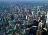 Toronto from the CN tower (1,122 f…