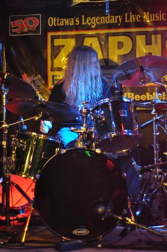 Monic at Zaphod Beeblebrox