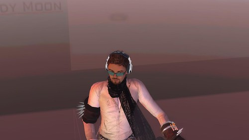 dj andy moon in second life