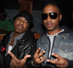 DRU HILL ALBUM RELEASE PARTY