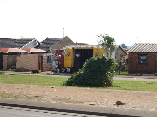Homes in Soweto
