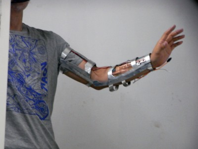 Mark II Arm