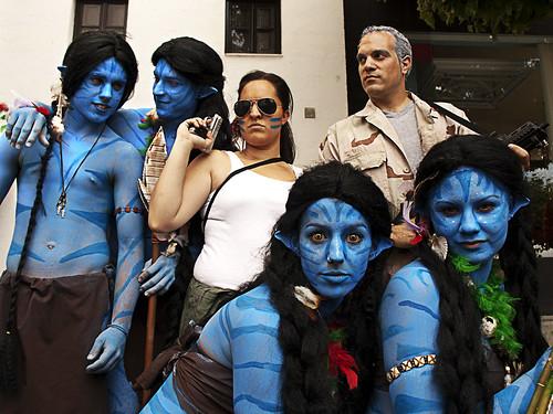personajes en Grupo by Rafael E Morales