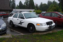 Washington State Patrol (ashman 88) Tags: ford washington police wa bainbridgeisland funfair lawenforcement lewa wsp kitsapcounty crownvic washingtonstatepatrol policeinterceptor nikond40 061811